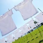 洗濯物を半分の時間でカラッと乾かす方法