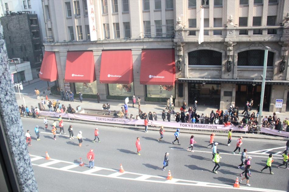 【東京マラソンおすすめ応援スポット3選】混雑ポイントを避ける!