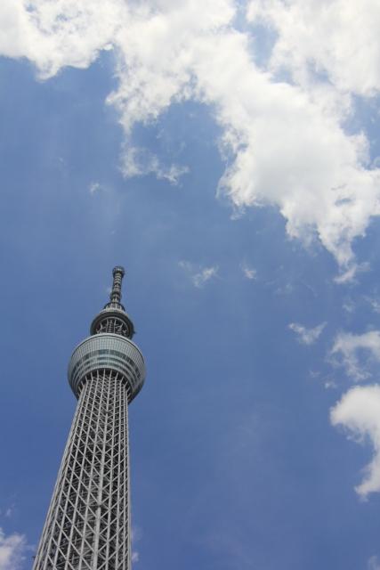 東京スカイツリー徹底攻略!混雑を避ける3つのポイント!