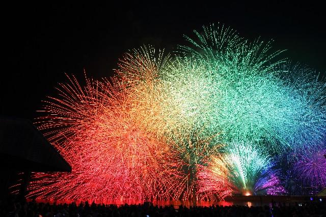 【宇都宮花火大会2019完全攻略】穴場と打ち上げ場所をチェック!