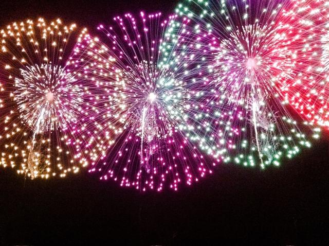 神宮外苑花火大会2018を大特集!超穴場スポットは高層階のここっ!