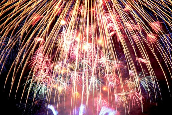 【小山の花火2019穴場攻略】7/28(日)は混雑を避けゆったり楽しむ!