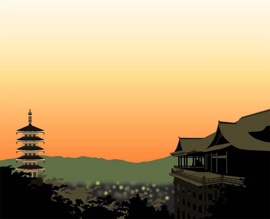 【清水寺の紅葉】見頃時期と混雑回避3つのポイント!