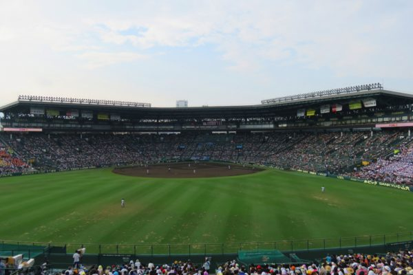 【甲子園チケット完全ガイド】高校野球をライブで観戦!