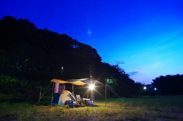 【関東おすすめキャンプ場】東京から2時間でいける!