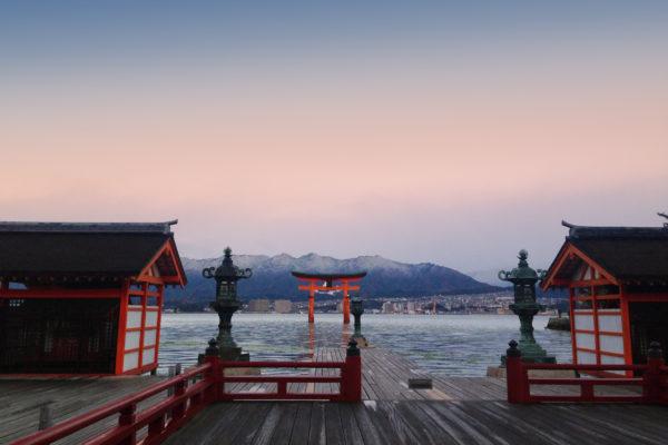 【宮島厳島神社へのアクセス】東京から行くには?岩国空港が便利!